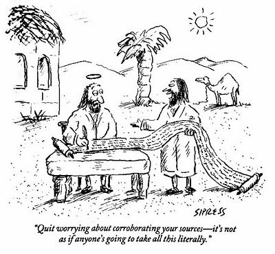 Bible cartoon for blog