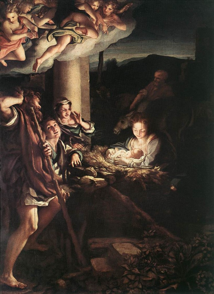 nativity-holy-night-correggio