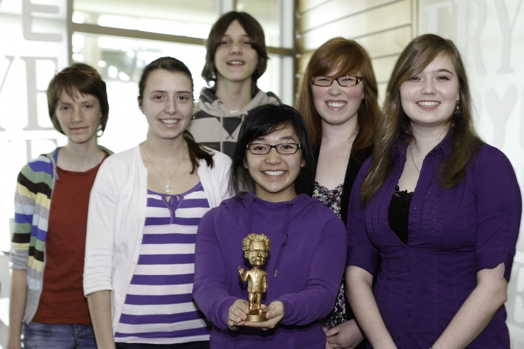 FRYE ACADEMY with Frye Academy Award