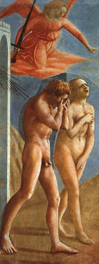 Masaccio-Adam-and-Eve-Expelled-from-Paradise-1427