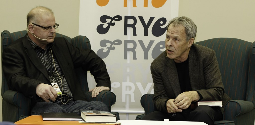 Maurice Basque and Linden MacIntyre